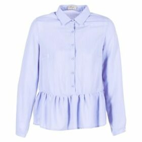 Betty London  IHALONI  women's Blouse in Blue