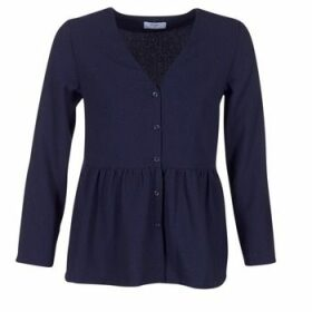 Betty London  IHALICE  women's Blouse in Blue