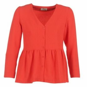 Betty London  IHALICE  women's Blouse in Red