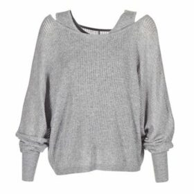 Casual Attitude  IHOUNOU  women's Sweater in Grey