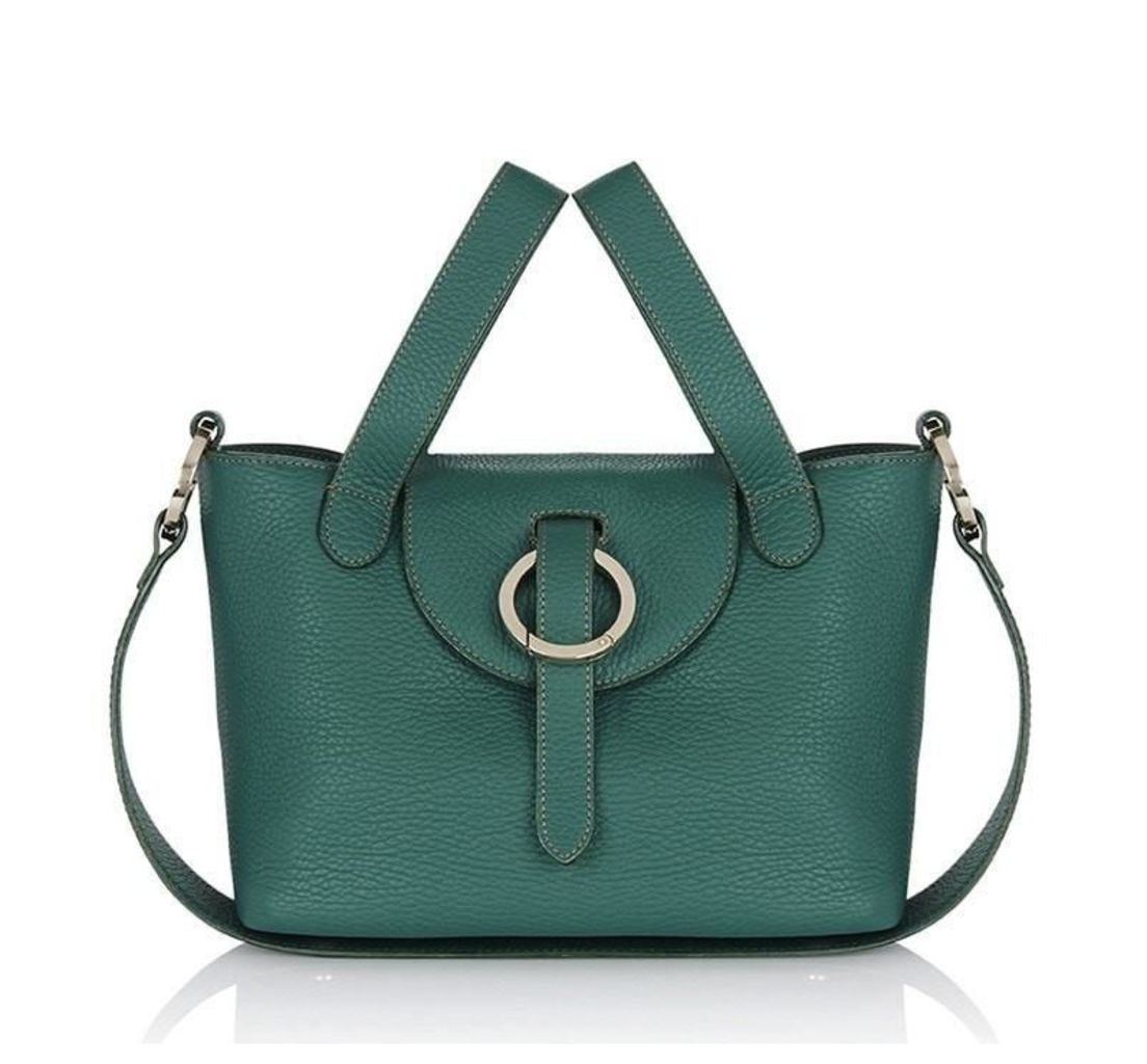Rose Thela Mini Forest Green
