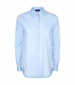Patch Pocket Collar Shirt