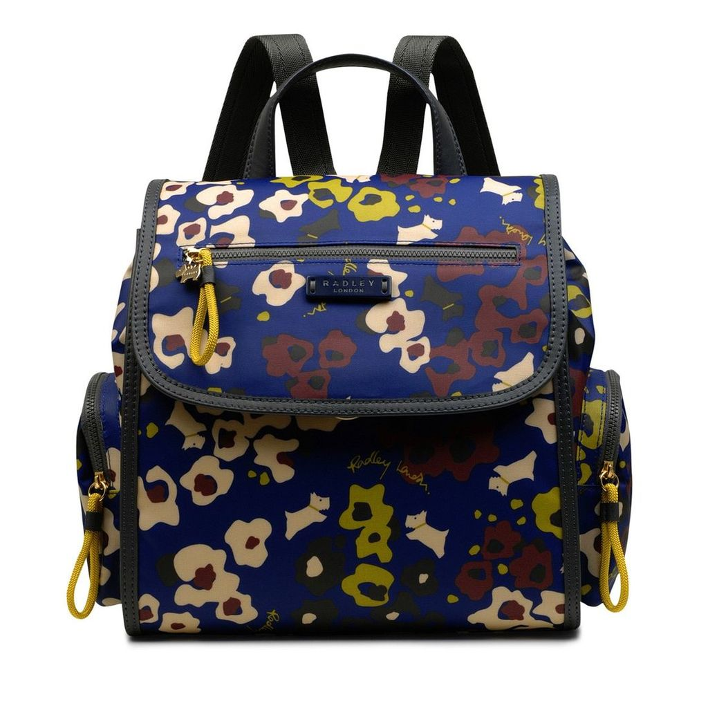 Radley London Roar Large Flapover Backpack