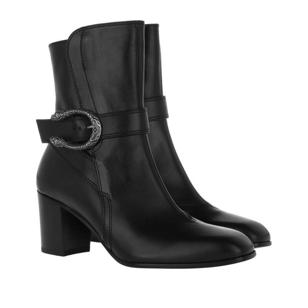 Gucci Boots & Booties - Elizabeth Booties Nero - in black - Boots & Booties for ladies