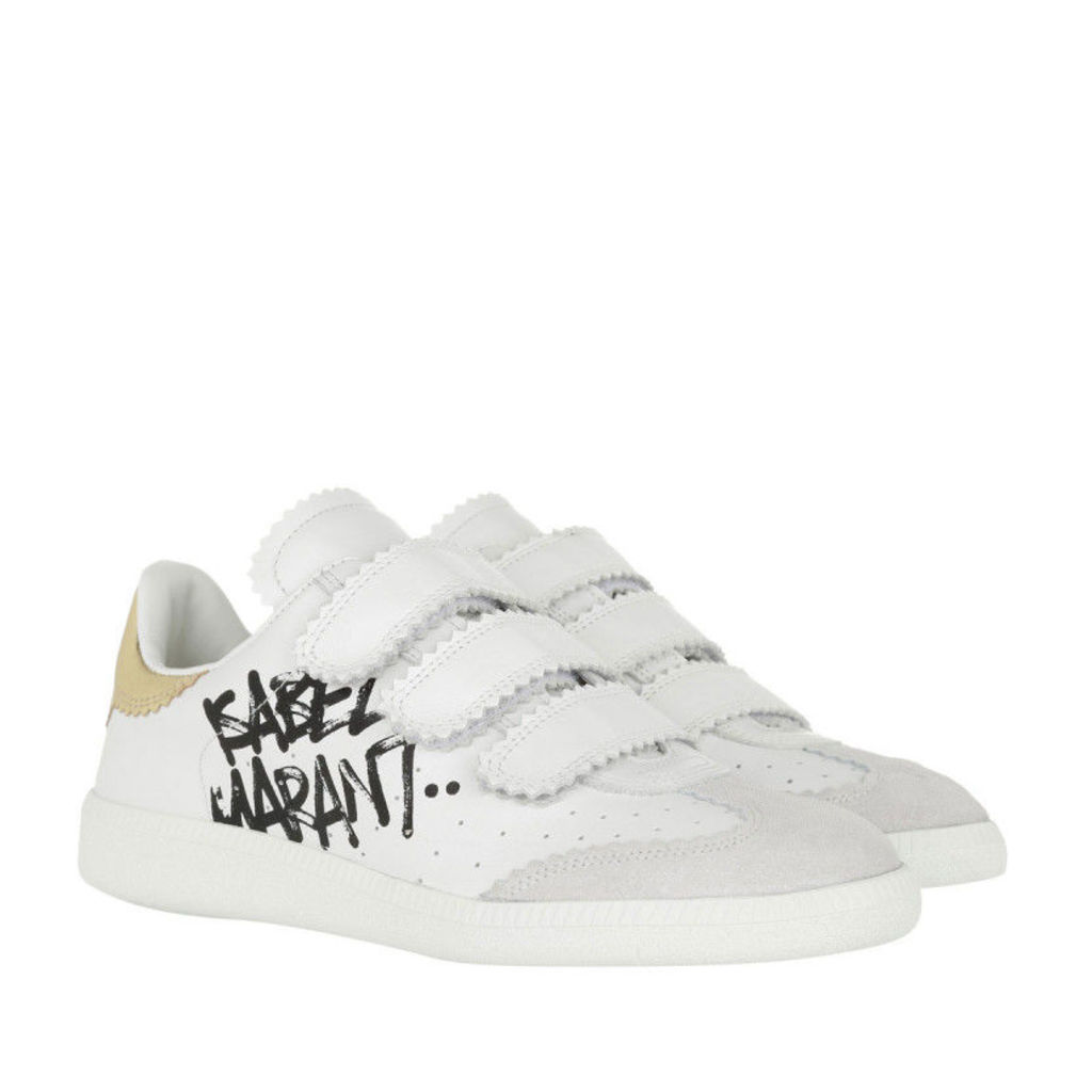 Isabel Marant Étoile Sneakers - Street Tag Sneakers Leather White - in white - Sneakers for ladies