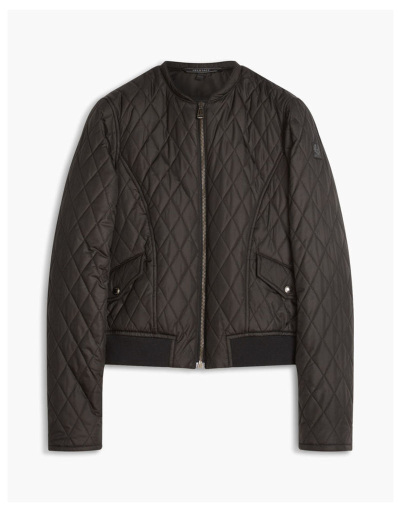 Belstaff Cassell Quilted Jacket Black