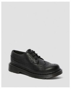 3989 JUNIOR LEATHER BROGUE SHOES