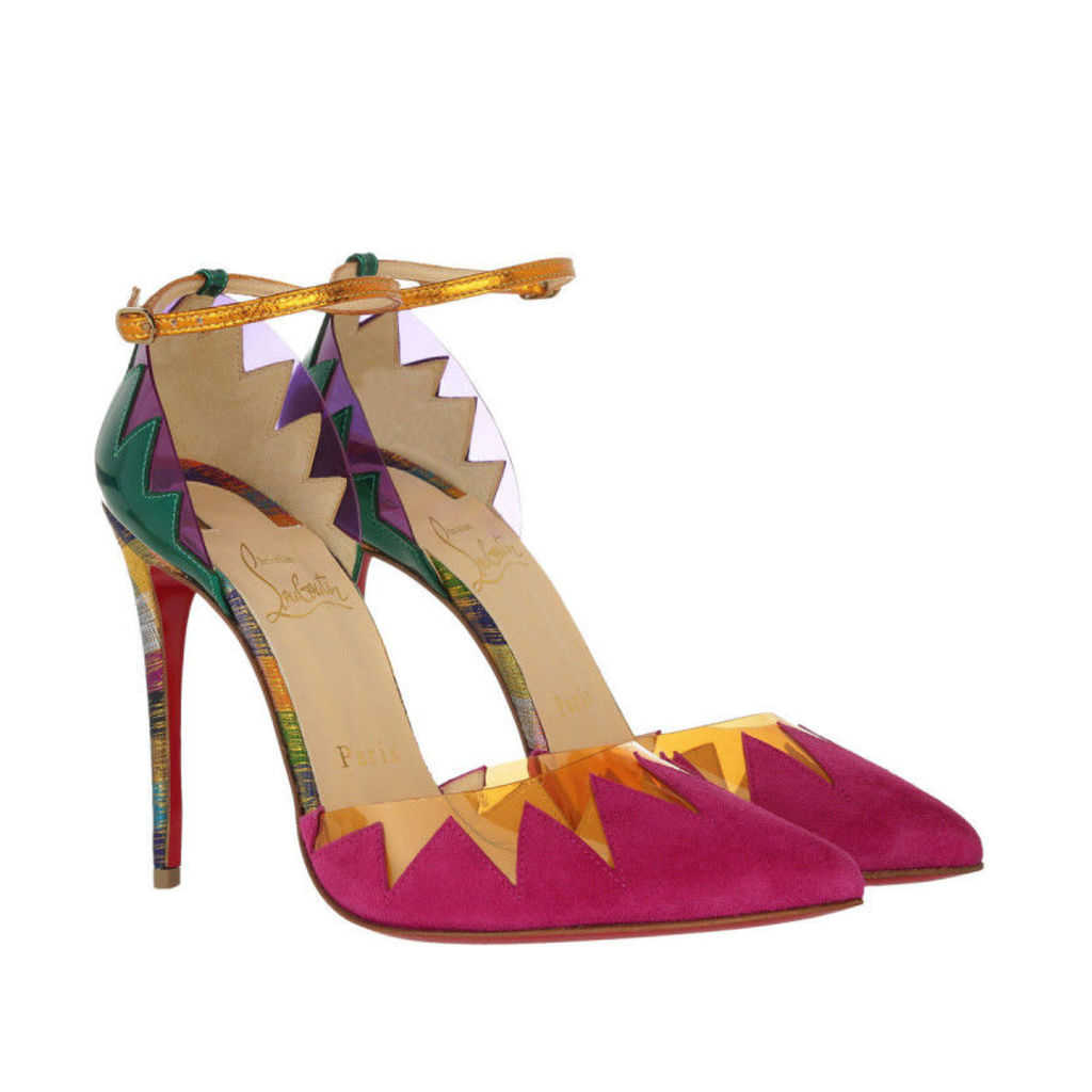 Christian Louboutin Pumps - Pumps Chapito Ho 100 Rosa - in colorful - Pumps for ladies