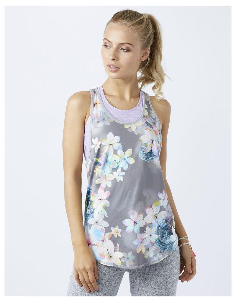 Urban Bloom Vest Top