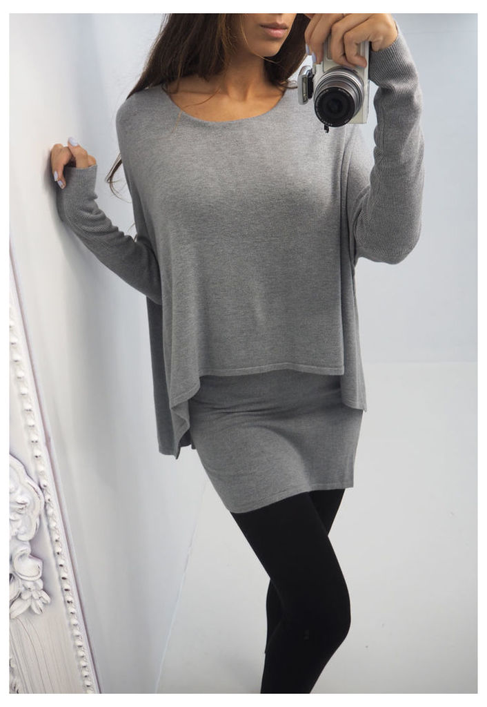 Izzy double layered jumper