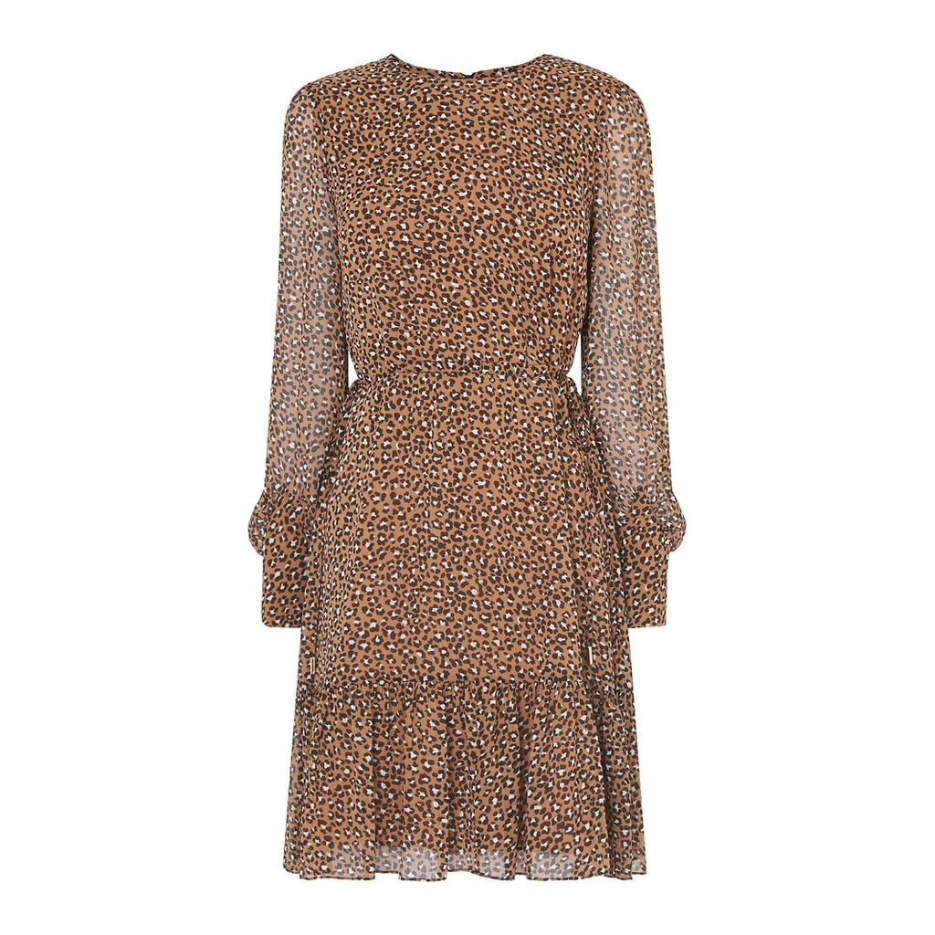 Dakota Animal Print Dress