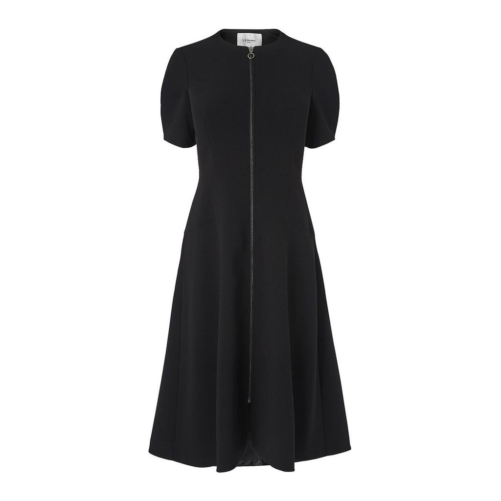 Nora Black Dress