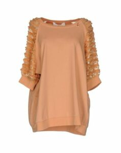 ELISABETTA FRANCHI GOLD TOPWEAR Sweatshirts Women on YOOX.COM