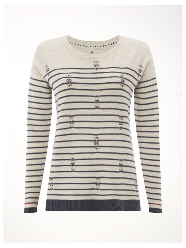 River Canyon Stripe Jumper