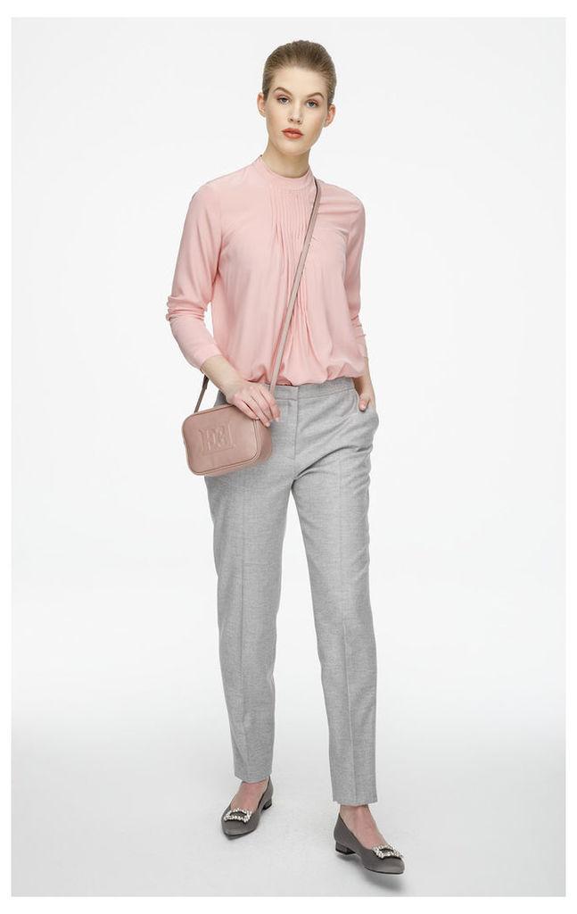 Wool Cashmere Pants