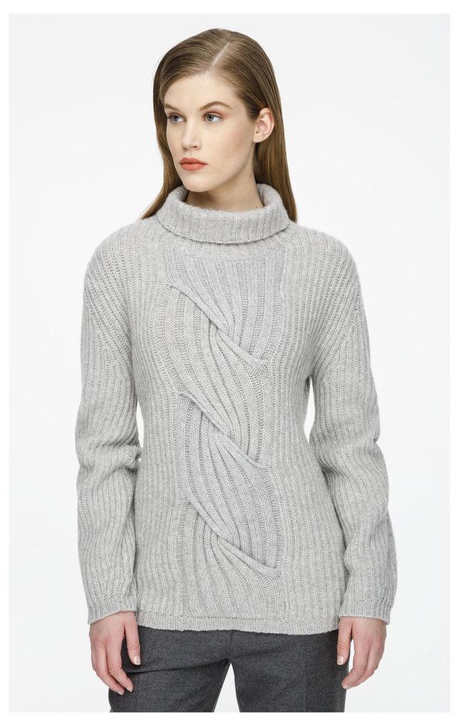Cashmere Cable Knit Knit