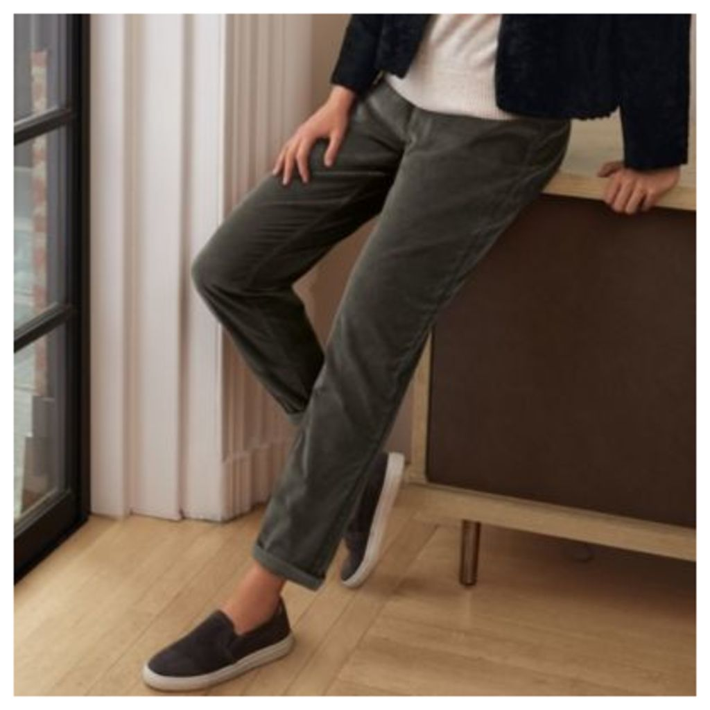 Cord Brompton Boyfriend Jeans