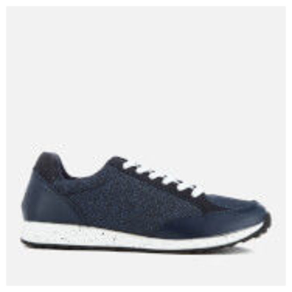 Superdry Women's Core Runner Trainers - Ink Navy Metallic