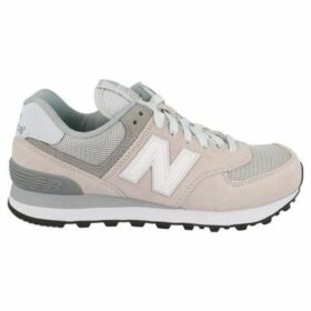 New Balance  WL574CA  women's Shoes (Trainers) in Grey