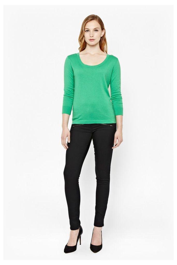 Rocking Basics Knitted Top