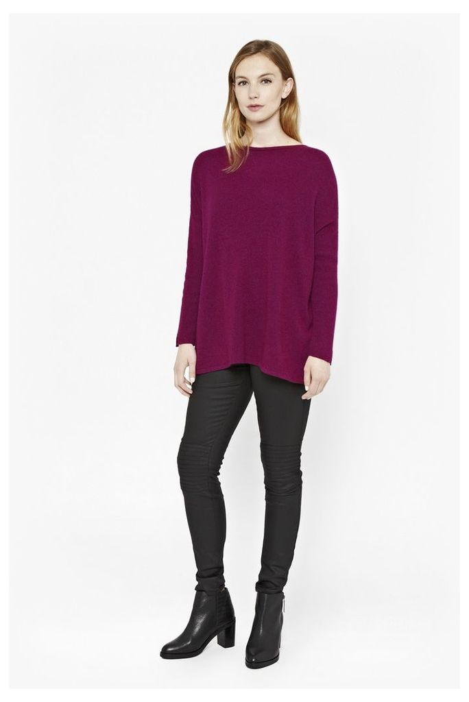 Naomi Cashmere and Wool Knit