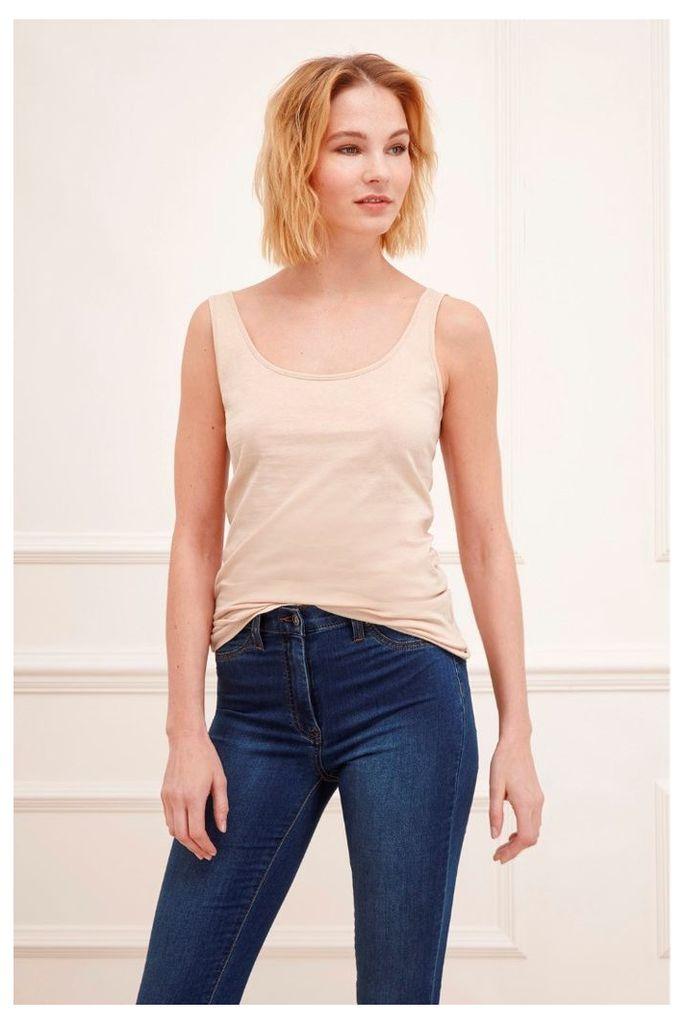Back To Basics Cotton Vest