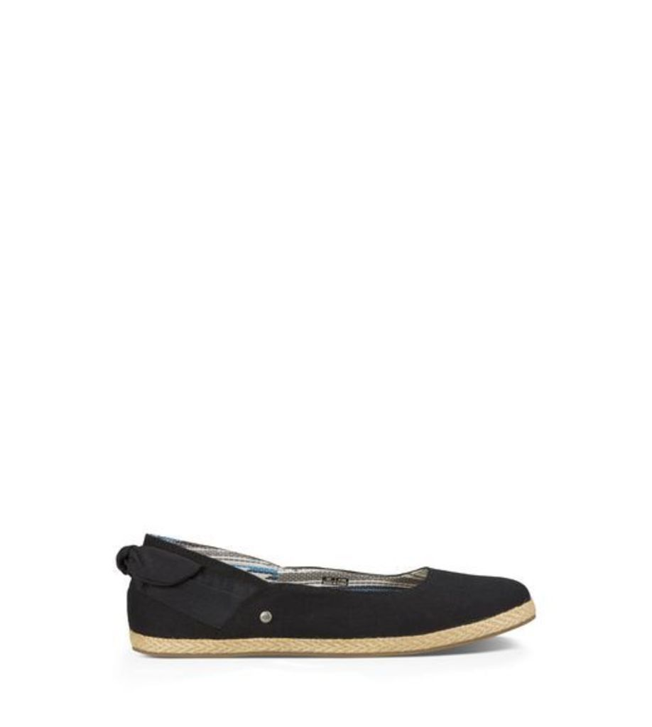 UGG Perrie Womens Shoes Black 5.5