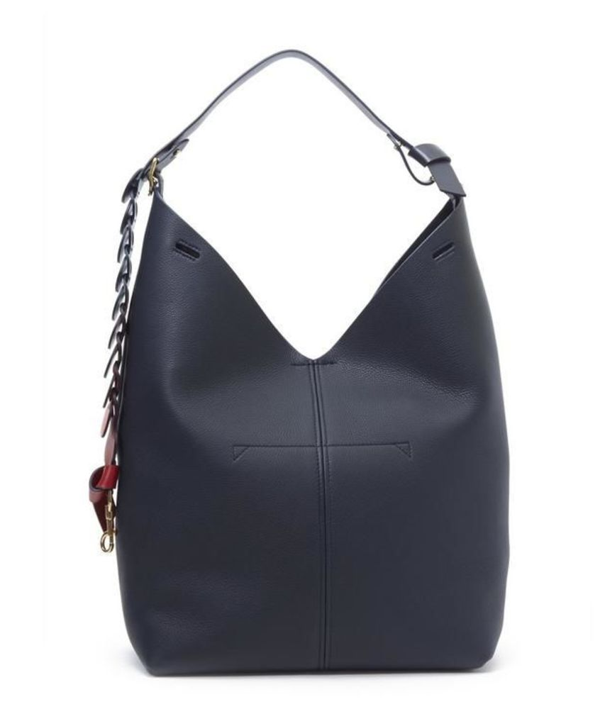 Mini Grain Bucket Bag