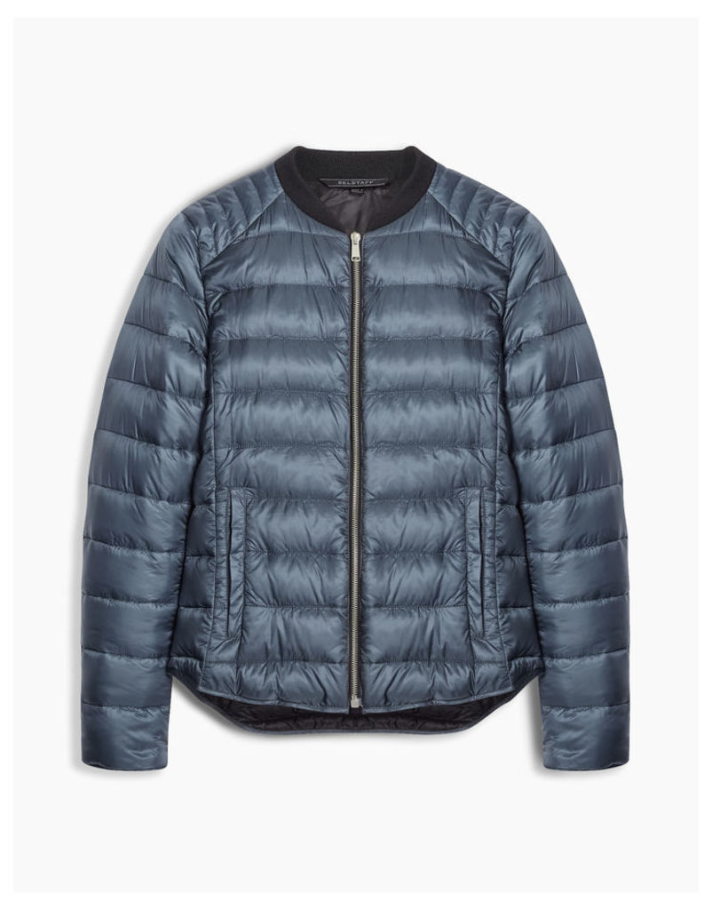 Belstaff Hamford Down Jacket Blue