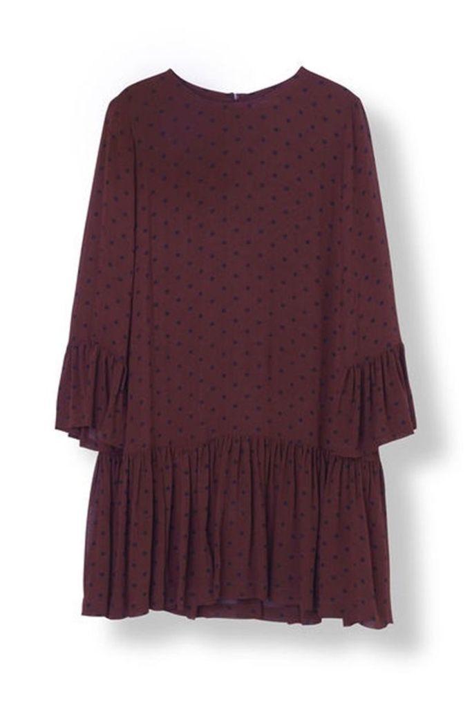 Carlton Georgette Dress