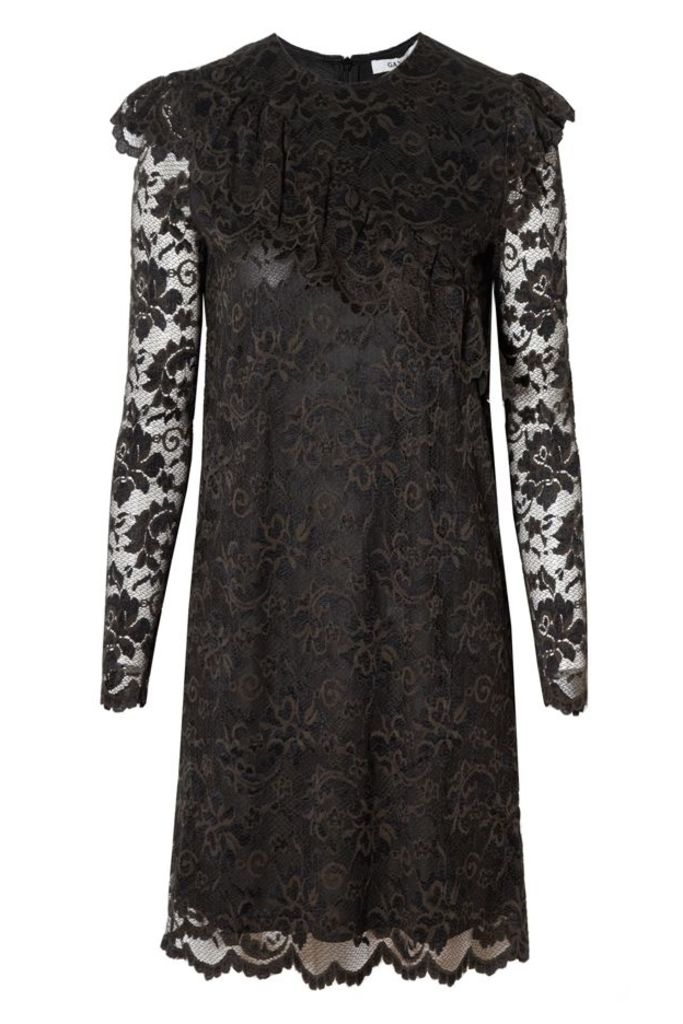 Flynn Lace Dress Rosin