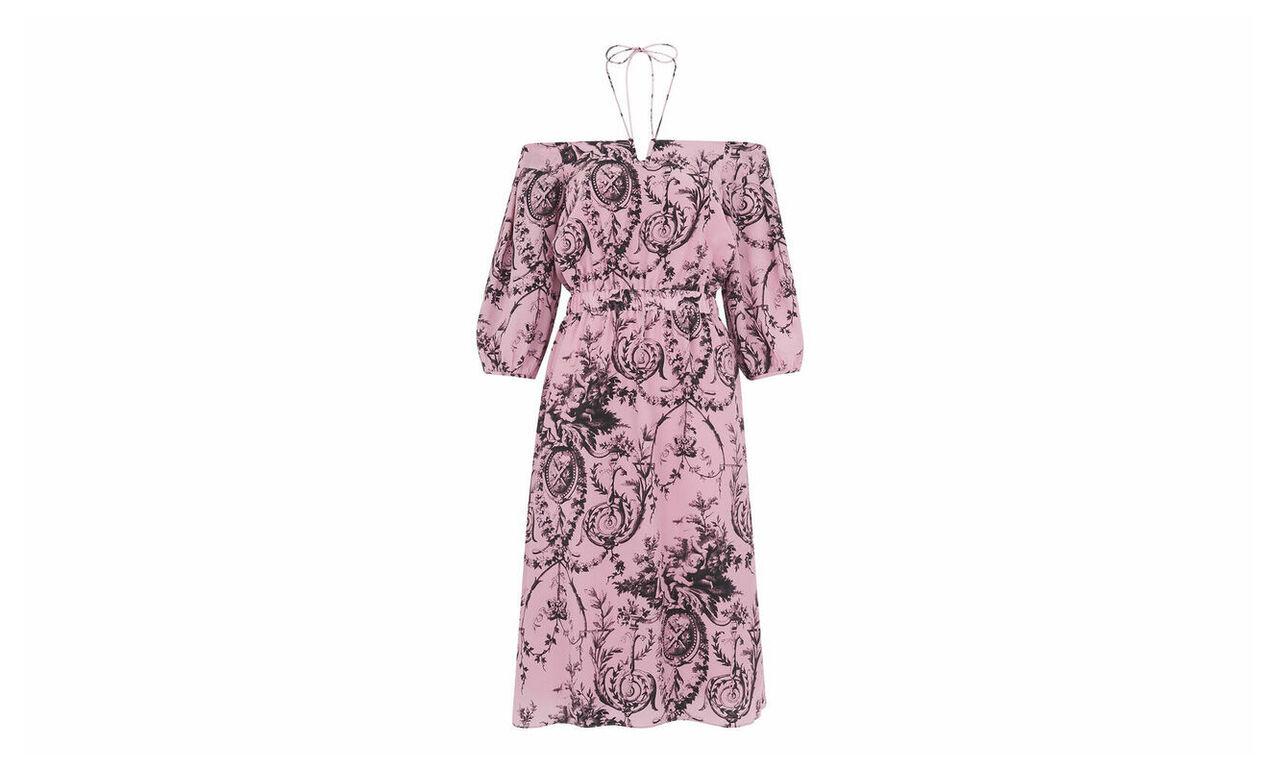 Effie Cold Shoulder Dress