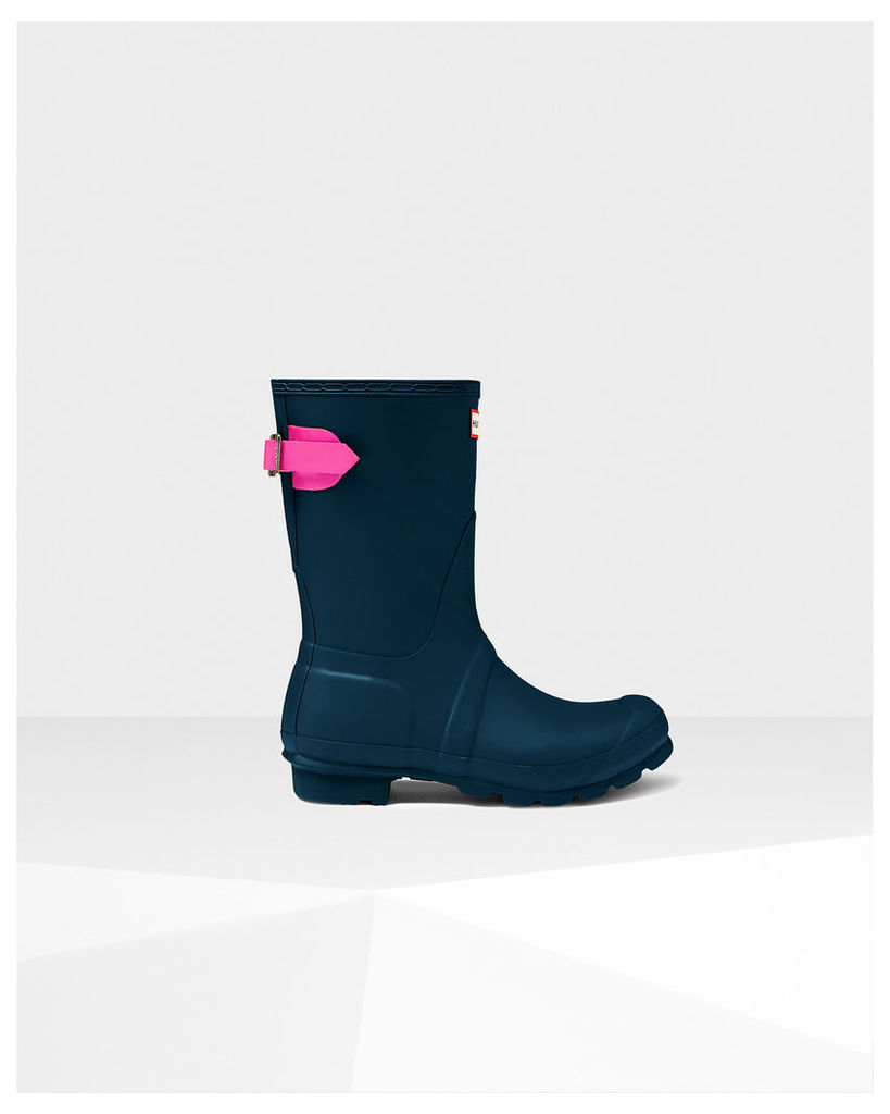 Women's Original Short Back Adjustable Wellington Boots