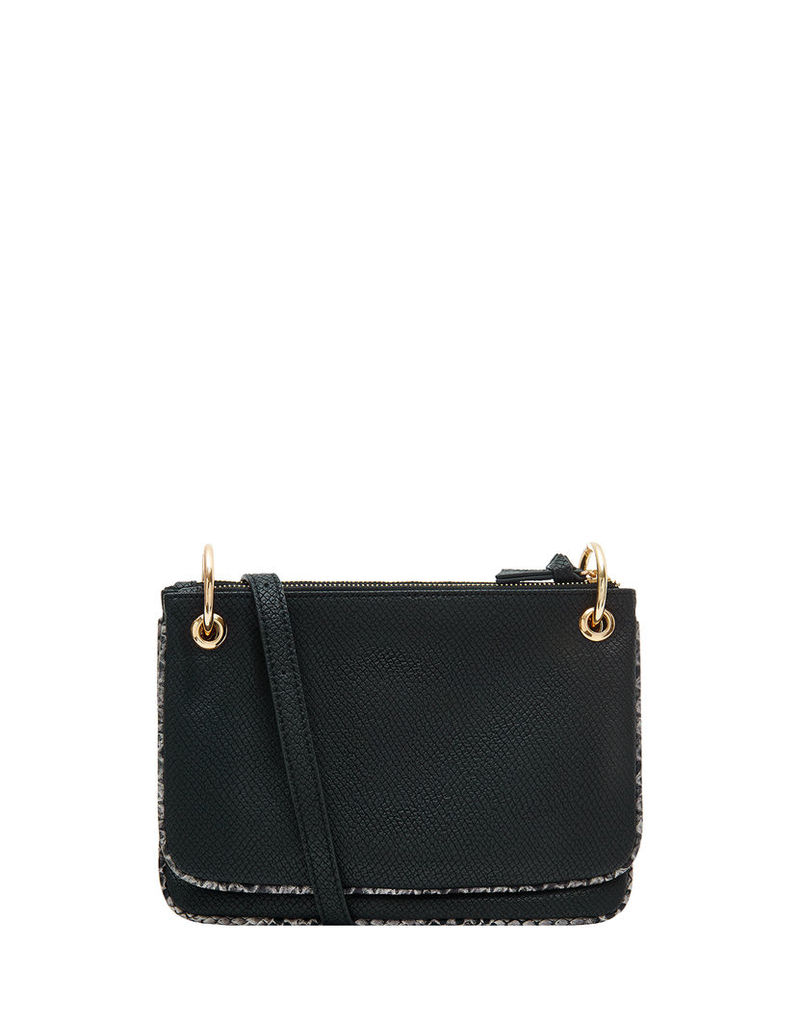 Double Eyelet Pouch Bag