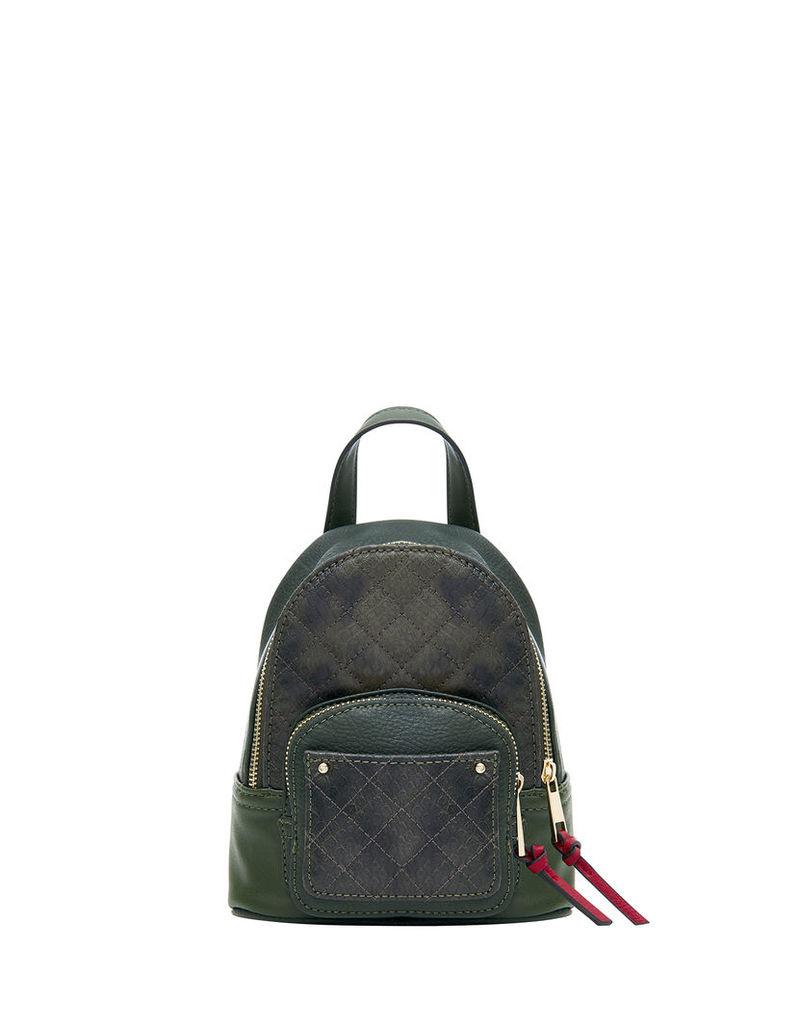 Major Quilt Mini Backpack