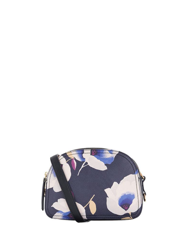 Marlene Floral Print Dome Bag