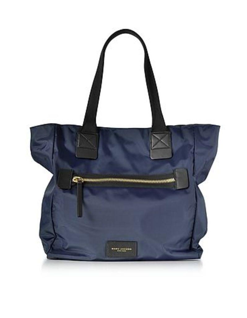 Marc Jacobs - Midnight Blue Nylon NS Tote Bag