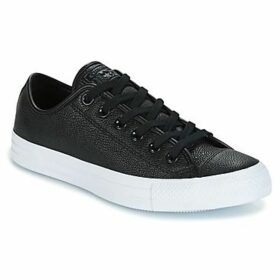 Converse  CHUCK TAYLOR ALLSTAR OX  women's Shoes (Trainers) in Black
