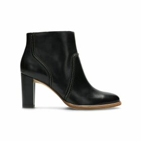 Ellis Betty Leather Ankle Boots