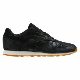 Classic Leather Clean Exotics Trainers