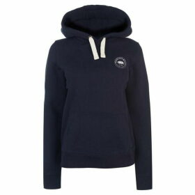 SoulCal Signature Over The Head Hoodie Ladies - Navy