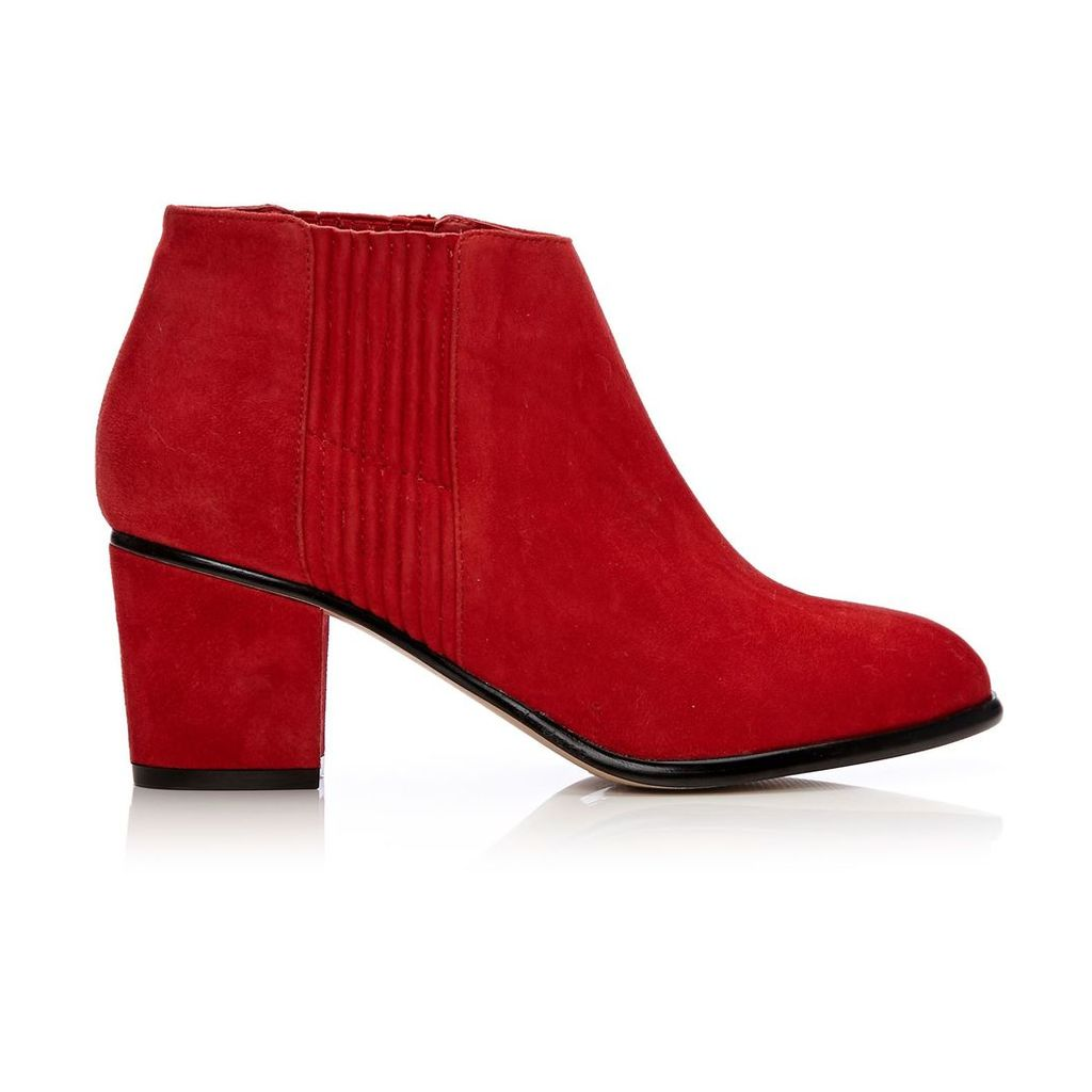 Moda in Pelle Lauria Red