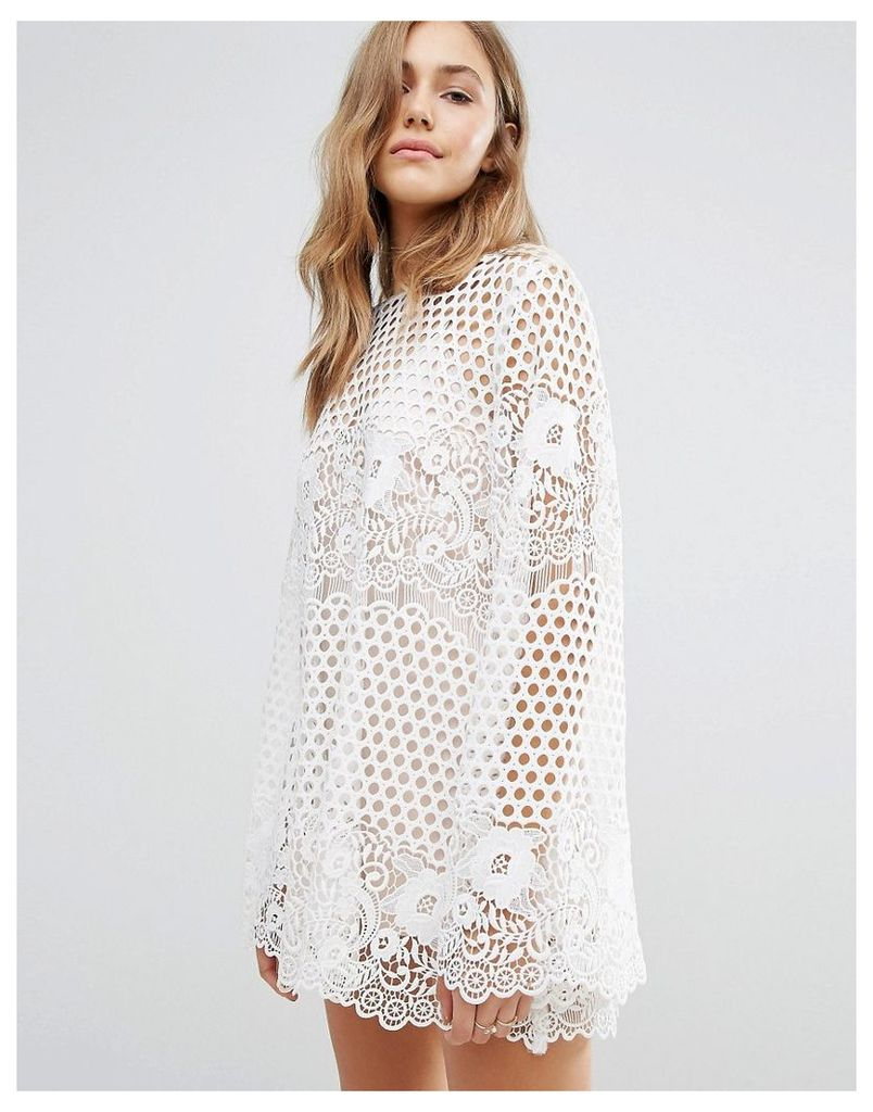 Alice McCall Like I Would Dress - White