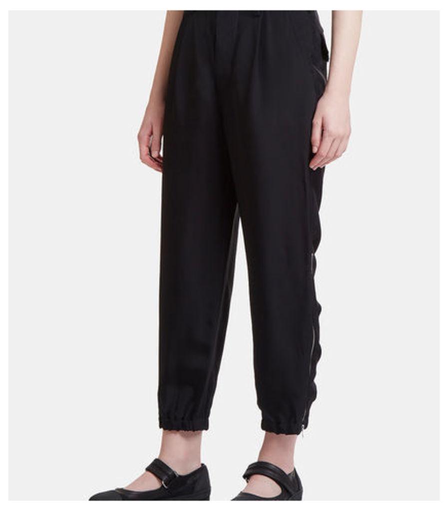 Zipped Cuff Pants