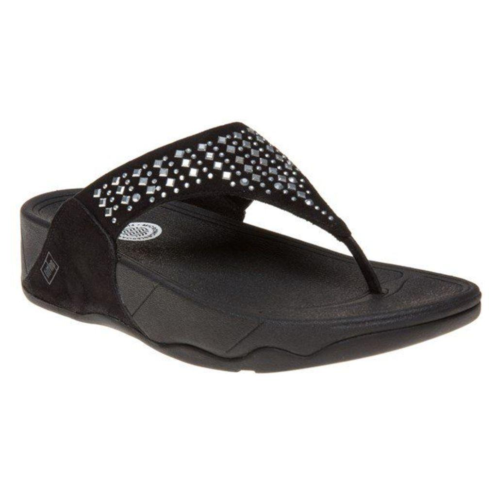 FitFlop Novy Sandals, Black