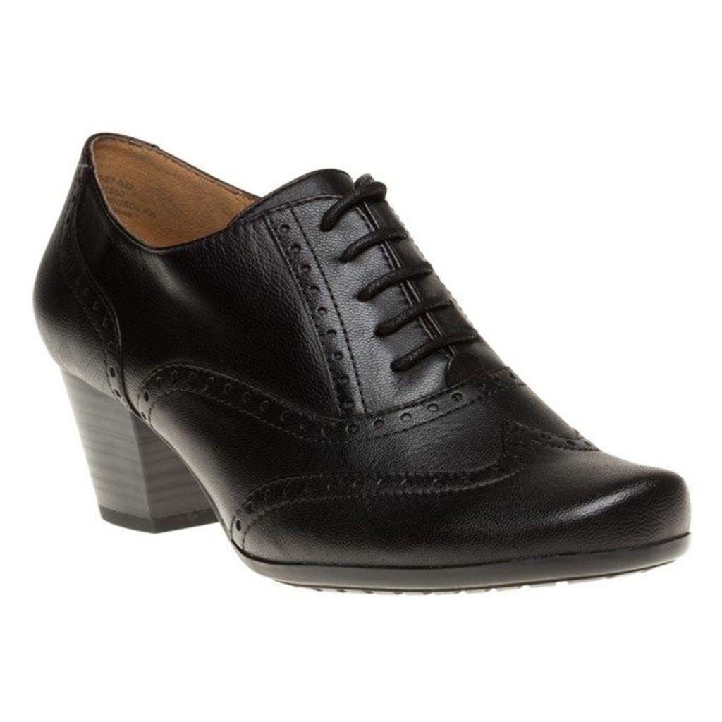 Caprice 23300 Shoes, Black