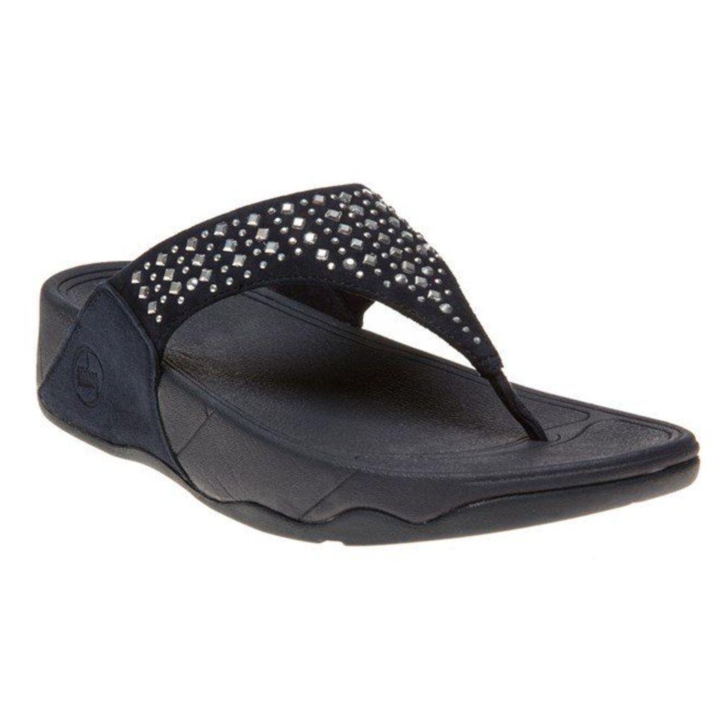 FitFlop Novy Sandals, Navy