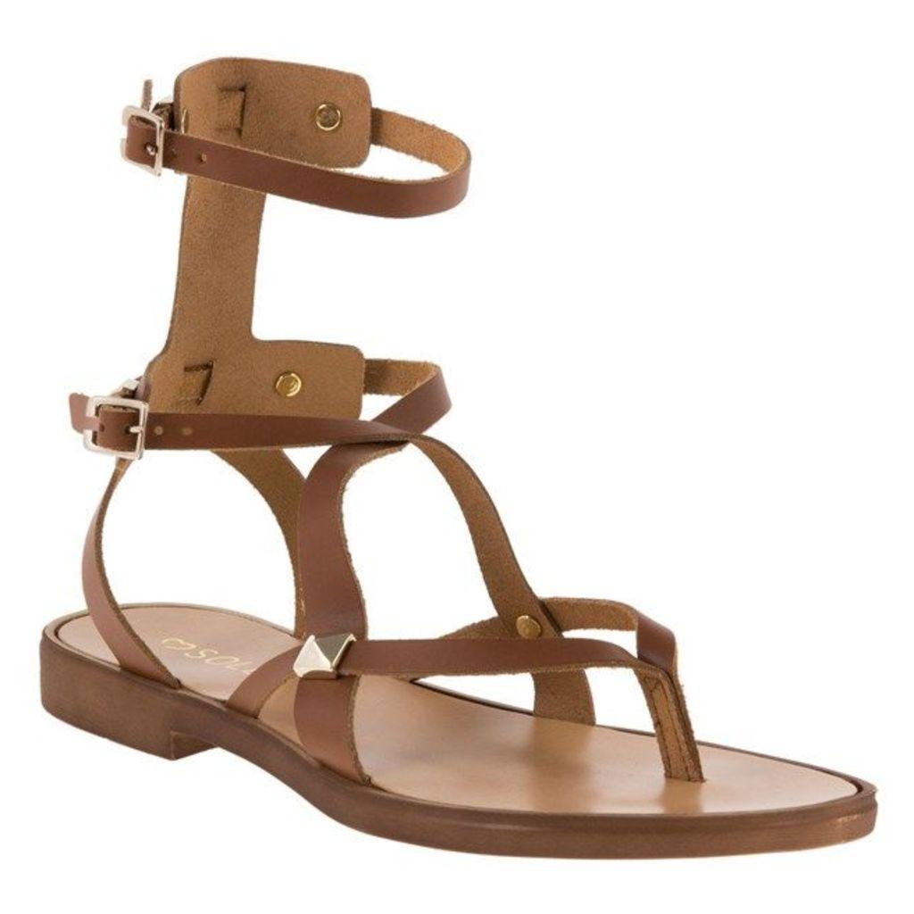 SOLE Queenie Sandals, Tan
