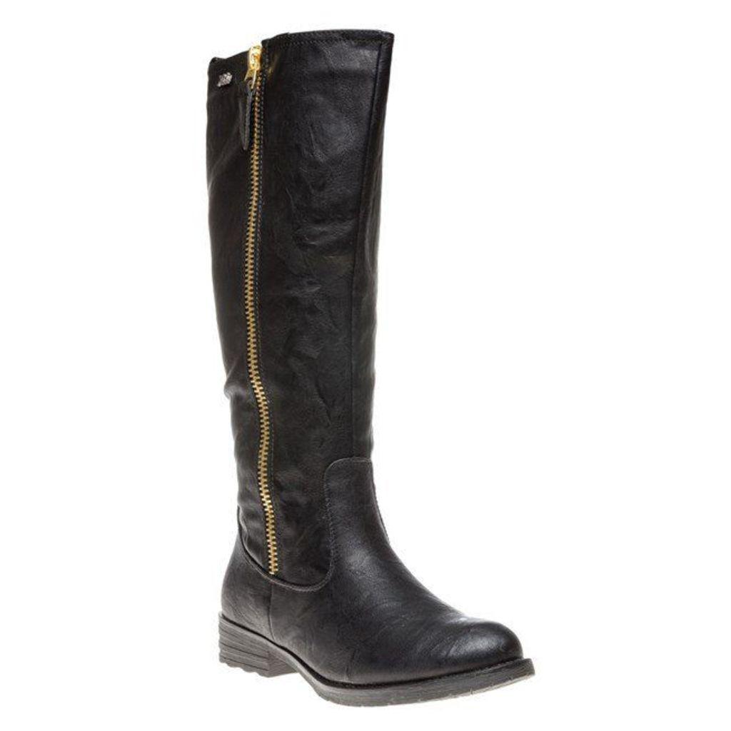 XTI 26386 Boots, Black