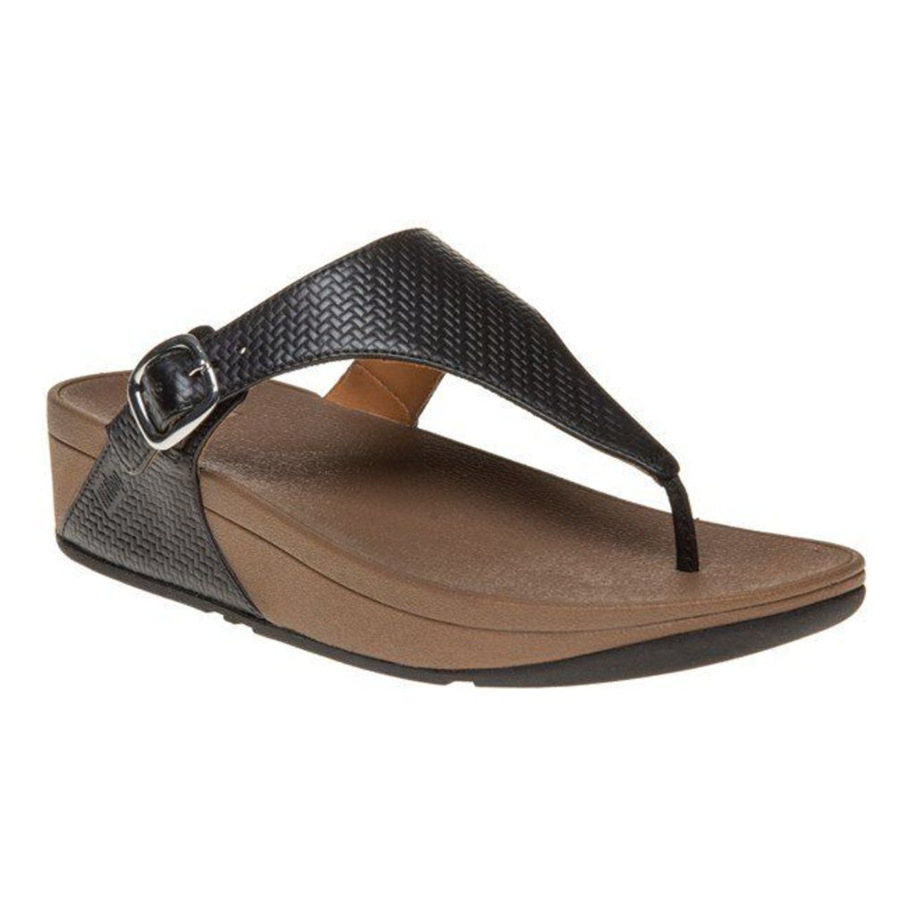 FitFlop The Skinny Sandals, Black
